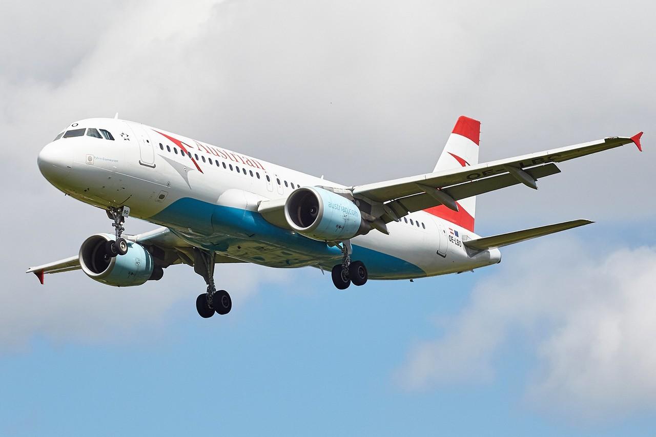 [27/05/2018] Airbus A320 (OE-LBO] Austrian  HDjrVn