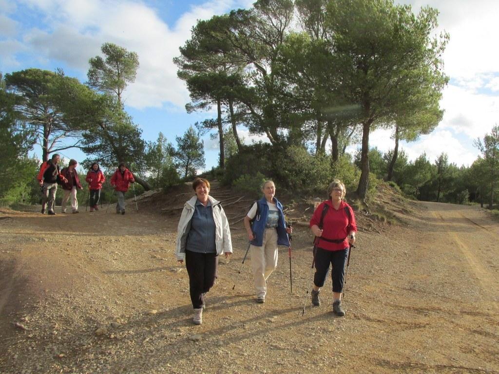 Roques Hautes - Barrage de Bimont -jeudi 10 novembre 2016 QoPanF