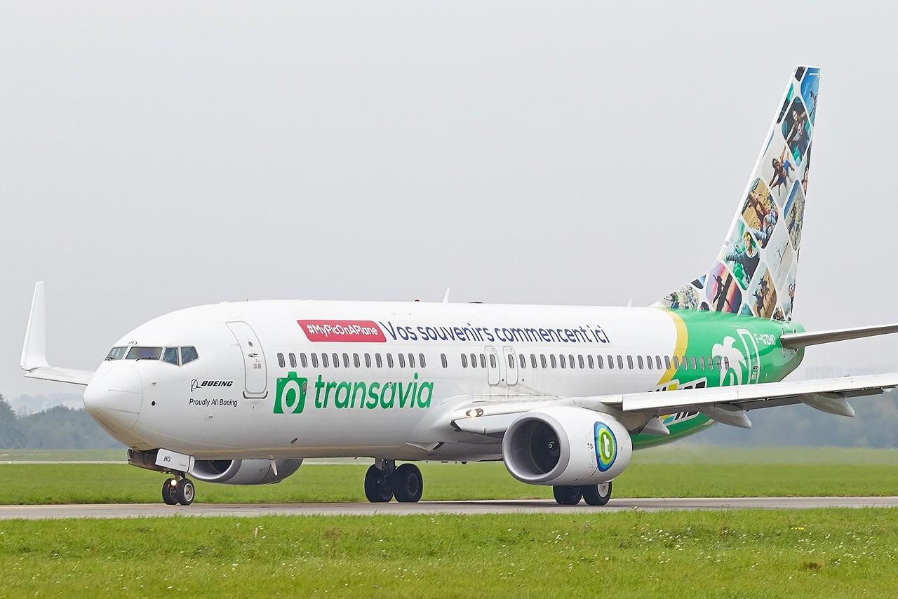 [15/05/2017] B737-800 Transavia (F-GZHO) Cheerz Livery WVELv1