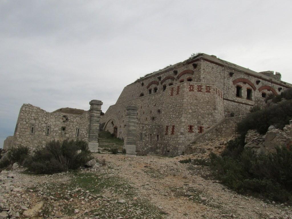 Le Rove - Fort de Niolon -Jeudi 9 février 2017 ZoZHWO