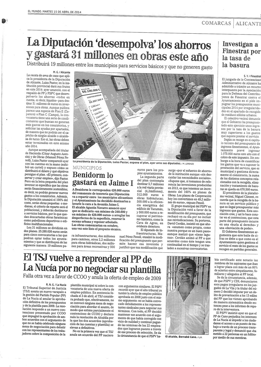 COMO SALIO EN EL MUNDO 15 ABRIL 2014 9jnb