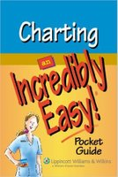 Charting: An Incredibly Easy! Pocket Guide (Incredibly Easy! Series®) 8DPYW0
