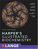Harper's Illustrated Biochemistry 31/e True PDF Hsepad