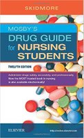 Mosby's Drug Guide for Nursing Students 12th Edition Rqr7WA