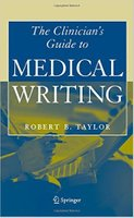 Clinician's Guide to Medical Writing 1st Edition EfhM67