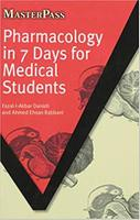 Pharmacology in 7 Days for Medical Students S492Fw