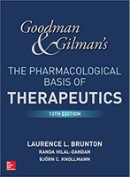 Goodman and Gilman's The Pharmacological Basis of Therapeutics, 13th Edition 3ijkny