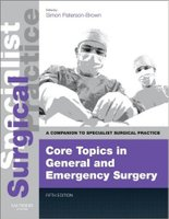 Core topics in general and emergency surgery 5mPeUl