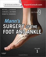 Mann's Surgery of the Foot and Ankle,9e AduZ7A