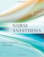 Anesthesia - Nurse Anesthesia 6th Edition TWJPlJ