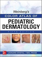 dermatology - Weinberg's Color Atlas of Pediatric Dermatology 5e V65SEk