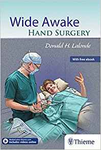Wide Awake Hand Surgery 1st Edition F8tua4