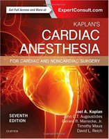 Anesthesia - Kaplan's Cardiac Anesthesia: In Cardiac and Noncardiac Surgery, 7e RYA9w1