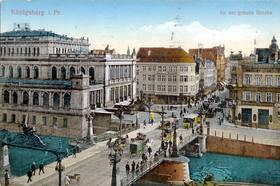 Königsberg, belle ville ancienne ZA3VVi