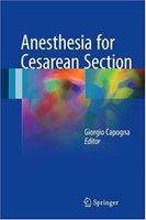 Anesthesia - Anesthesia for Cesarean Section JhWVKi
