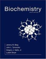 Biochemistry 8th Edition