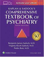 Kaplan and Sadock's Comprehensive Textbook of Psychiatry 10e ZwRbTJ