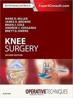 Operative Techniques: Knee Surgery, 2e EMsWYk