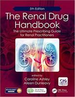 The Renal Drug Handbook 5e Ig68ZE