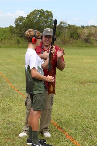 Black Powder Scouts in Central Florida FSj123