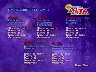 Gear Fighter Dendoh (2000) (9xDVD9) MHost Ita Serie Completa C4f703