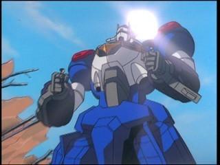 Gear Fighter Dendoh (2000) (9xDVD9) MHost Ita Serie Completa 219ef0