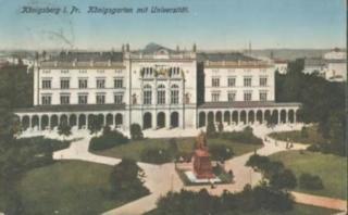 Königsberg, belle ville ancienne XPaDnD