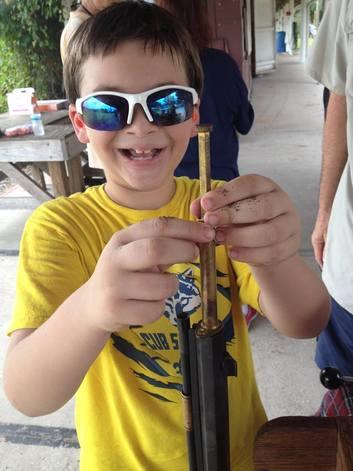 Black Powder Scouts in Central Florida GxPQNS