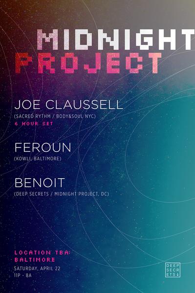 4.22 Midnight Project feat Joe Claussell RKsszQ