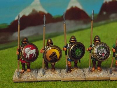 Mercenaires grecs SQMH4s