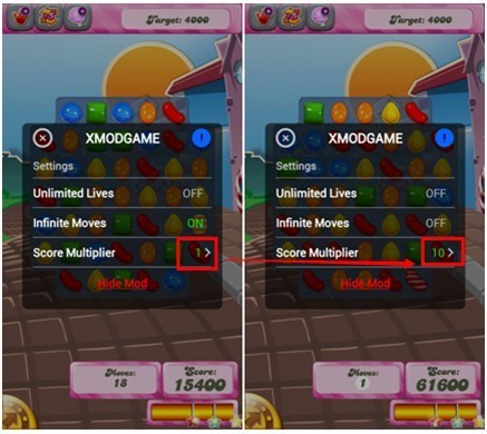 The mod for Candy Crush Saga for iOS/android XRuZfd