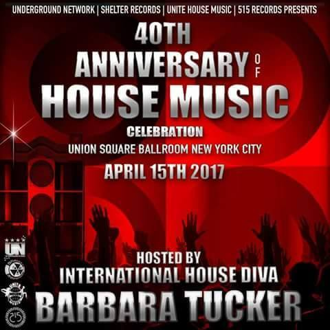 4.15 40TH Anniversary of House Music Party DsQDJC