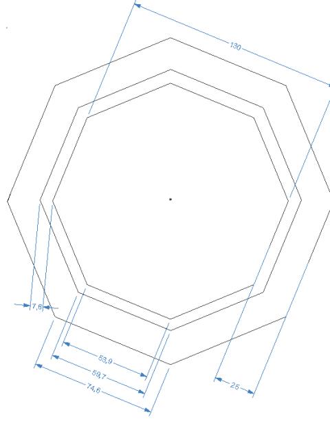 Construcción de Horno para Fabricar Espejos Astronómicos SBoEdf