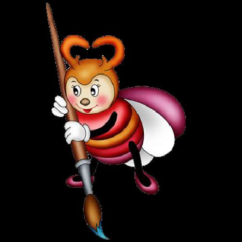 Insecto de colores LLpwb9