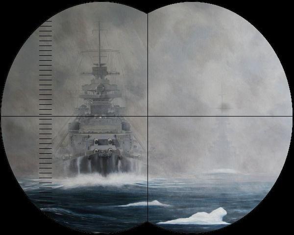 Bismarck - Début de campagne MWmmC8