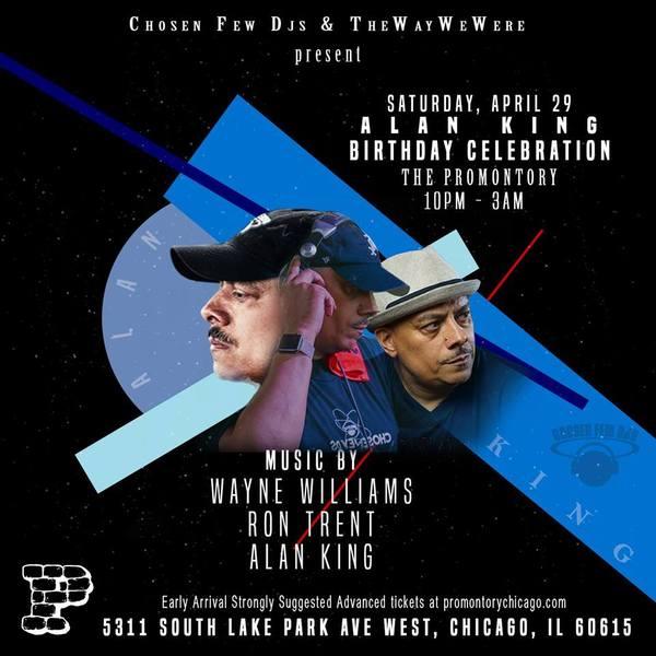 4.29 Alan King(Birthday Bash) - Wayne Williams - Ron Trent LtGDgT