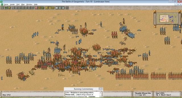 CR - Great Battles of Alexander : Gaugamèles 1jCagz