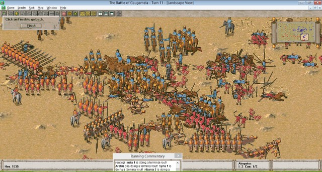 CR - Great Battles of Alexander : Gaugamèles ITBk2F