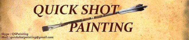 [Service de peinture] Quickshot Painting Kkbeqt