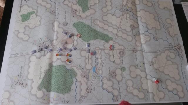 Le Retour de l'Empereur ! La Bataille des Quatre Bras W529