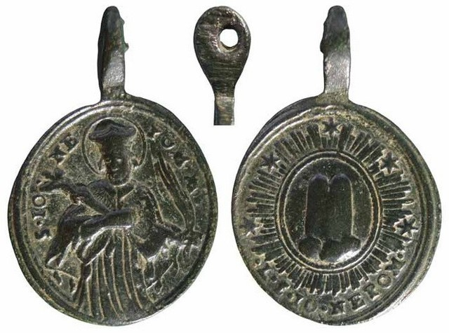 Recopilatorio medallas San Juan Nepomuceno 6qh8
