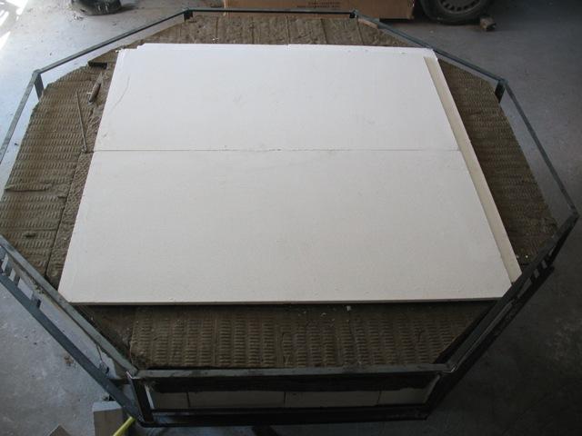 Construcción de Horno para Fabricar Espejos Astronómicos XYRhKI