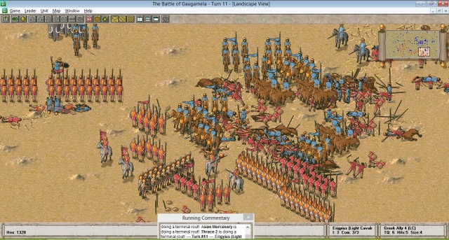 CR - Great Battles of Alexander : Gaugamèles GmVmnn