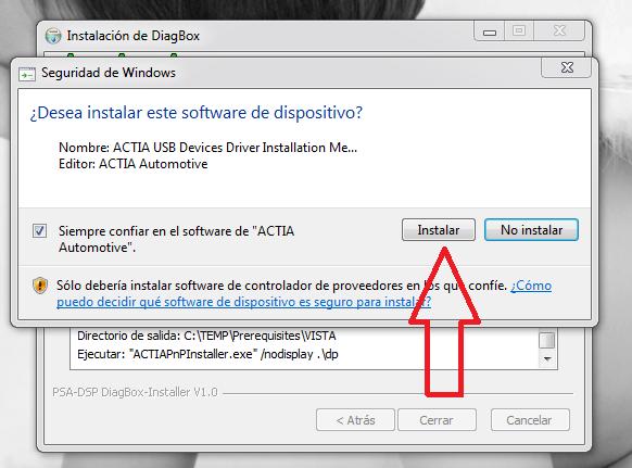 Tutorial de instalacion del diagbox 7 4TXToo
