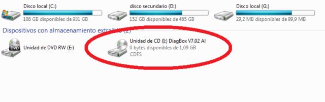 Tutorial de instalacion del diagbox 7 XLbDb8