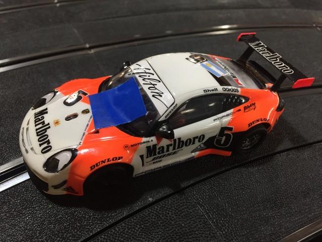 2da Carrera de la Porsche Cup 997 NSR - Clasificación & Fotos. C1qq2D