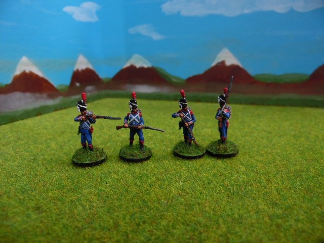 Carabiniers français 1/72 C39CRZ