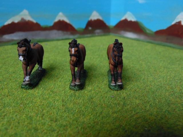 Cavaliers de la légion britannique: Guerre d'indépendance américaine InnqTl