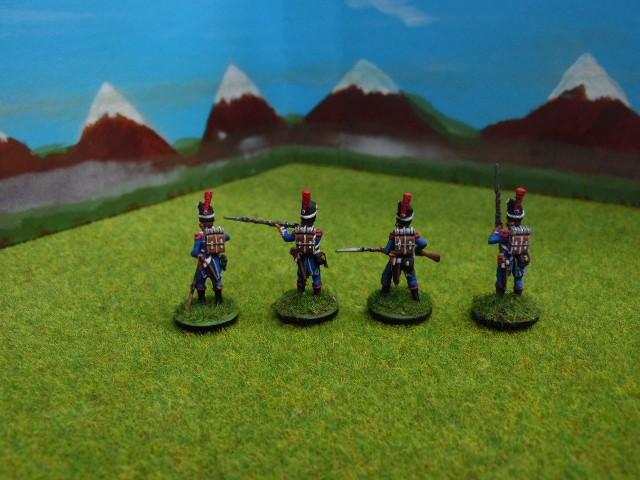Carabiniers français 1/72 N3TPYC
