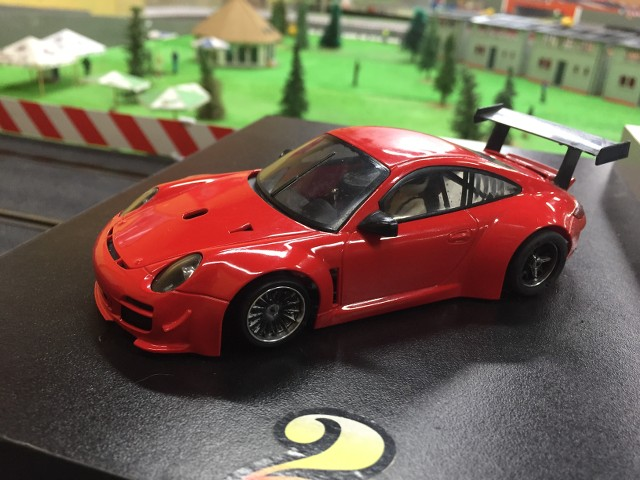 2da Carrera de la Porsche Cup 997 NSR - Clasificación & Fotos. QZIwEI